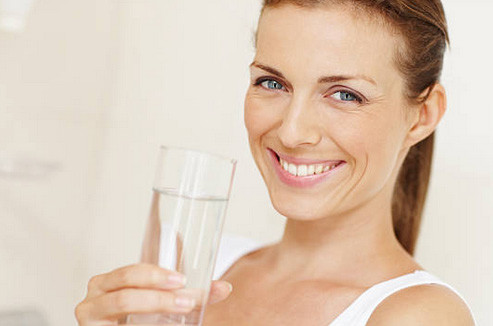 drink water to avoid Bad Breath
